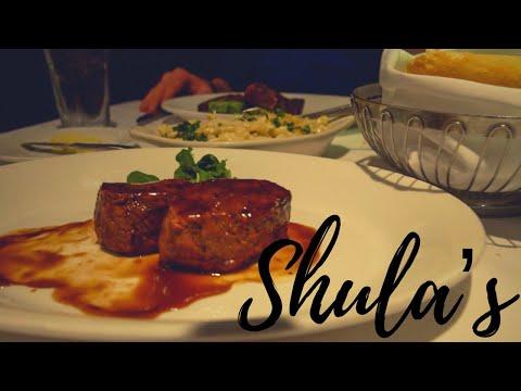DINING REIVEW: Shula's Steak House | Walt Disney World Dolphin Resort