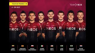 Тур Де Франс 2019 | Tour de France 2019 / Team INEOS / Этап #6 (Pro Cycling Manager 2019)