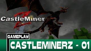 Castle Miner Z Coop - Jogo Violento!! [1]