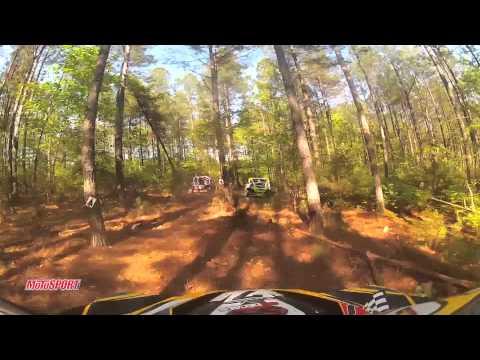 MotoSport Helmet Cam: Big Buck GNCC Team Can-Am / JB Racing UTV