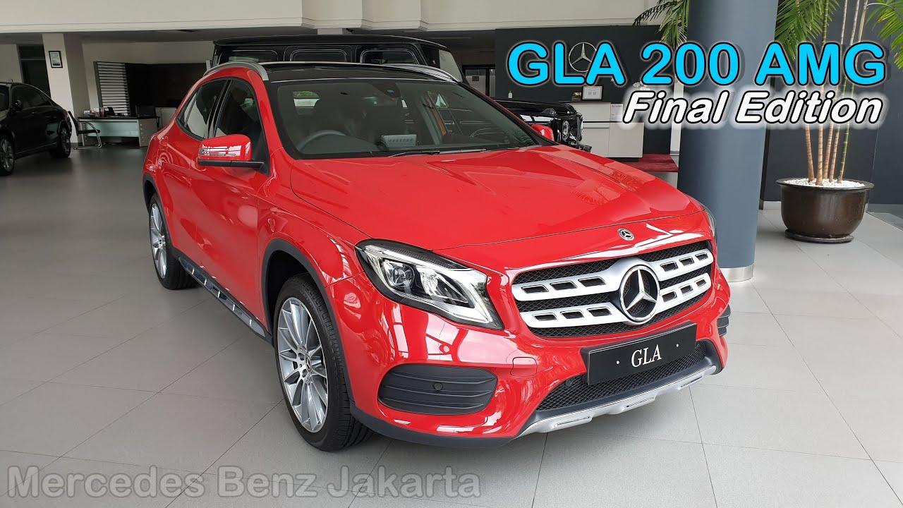 Mercedes Benz Gla Class Gla 200 Amg Final Edition 2019 Youtube