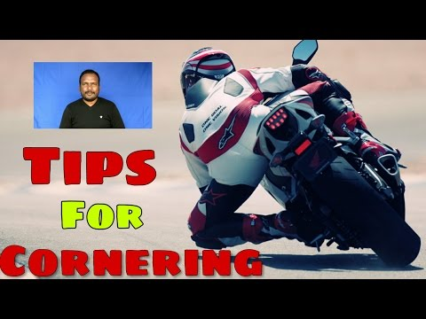 Motorcycle cornering tips for You .[Hindi]