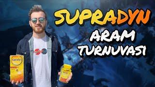 Supradyn Fast Action Aram Turnuvası