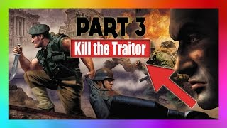 Commandos 3: Destination Berlin,Stalingrad Kill the Traitor Part 3