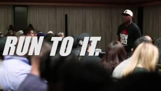 TGIM | RUN TO IT