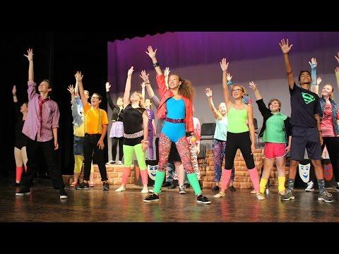 Summer School Theatre 2016: Fame! Jr.