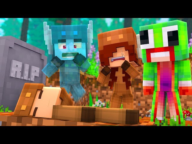 Minecraft Daycare - R.I.P MOOSECRAFT!