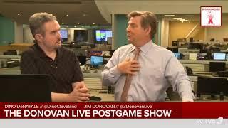 Cleveland Browns prepare for season opener against Titans: Donovan Live Postgame Show