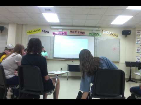 Integrated Lesson Plan (Math and Music)