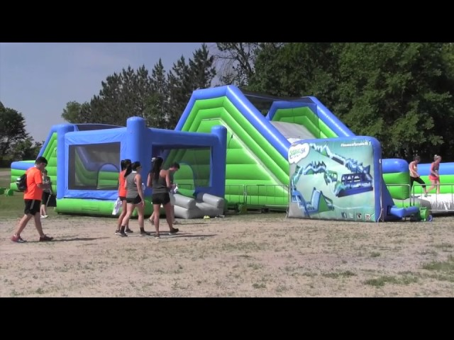 Inflatable Run Kimball Mn