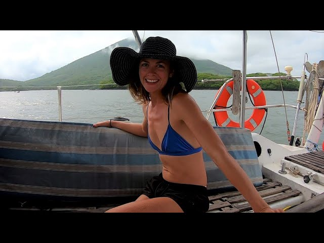 STUCK in Nicaragua - Part 2 THE ESCAPE : Chuffed Adventures S02Ep22