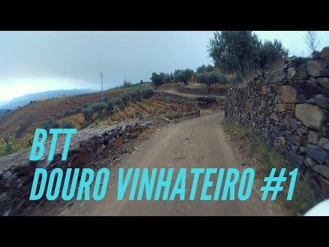 BTT Douro Vinhateiro (Guiães) - Volta de Testes!