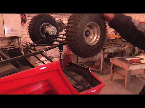 Сделать детский электромобиль своими руками