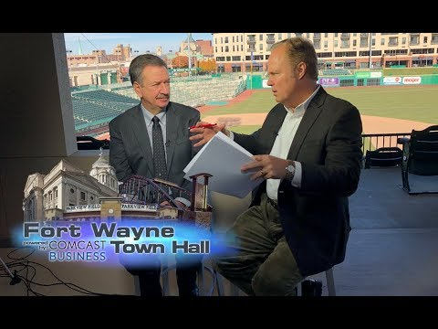 Fort Wayne Town Hall: Sweetwater Sound
