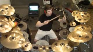 Emerson, Lake and Palmer-The Endless Enigma Drum Cover