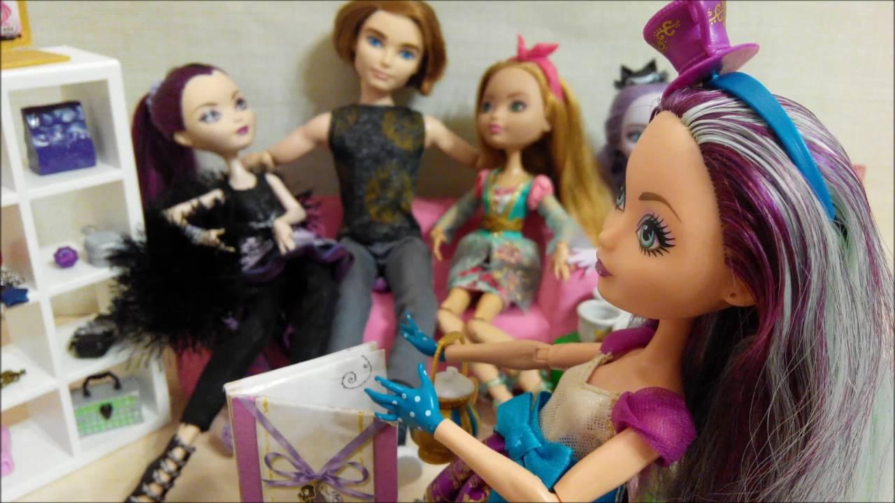 Мультики куклы монстер хай стоп моушен