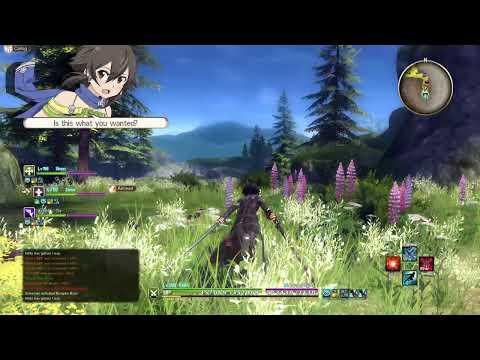 Sword Art Online: Hollow Realization: Dungeon Adventures Floor 80-100