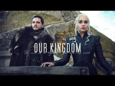 The Dragon & The Wolf - J O N E R Y S