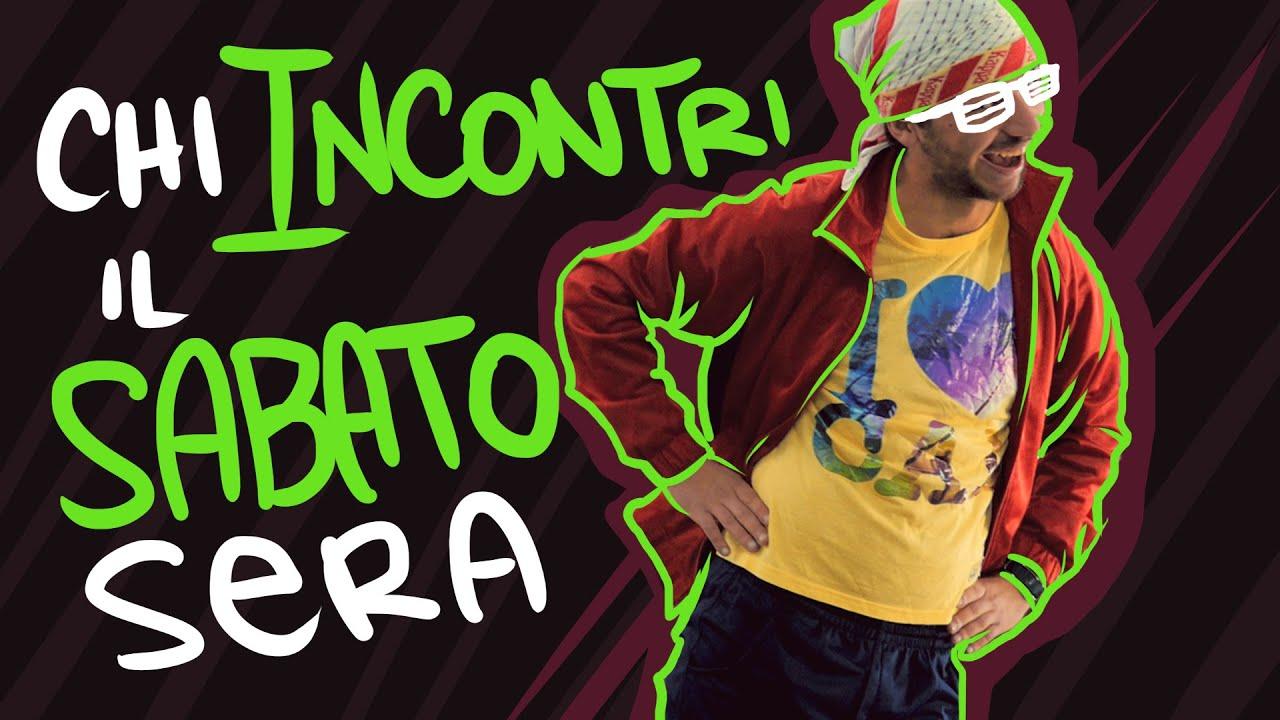 Fabuleux CHI INCONTRI IL SABATO SERA ? - YouTube CW63