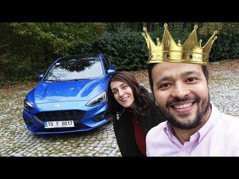 Yeni Ford Focus - Alırsın Ford, olur musun Lord? - Vlog#55