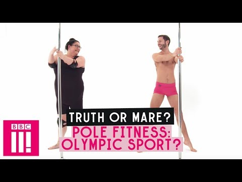 Pole Fitness Should Become An Olympic Sport | Truth Or Mare