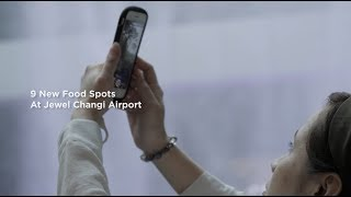 9 New Food Spots At Jewel Changi Airport (Singapore)