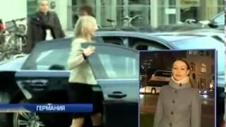 Водитель Ангелы Меркель нарушил ПДД, во время поездк...