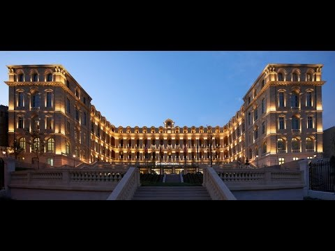 Amazing Presidential suite tour InterContinental Hotel Dieu Marseille France