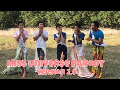 Miss Universe Parody (Filipino) Version 2.0