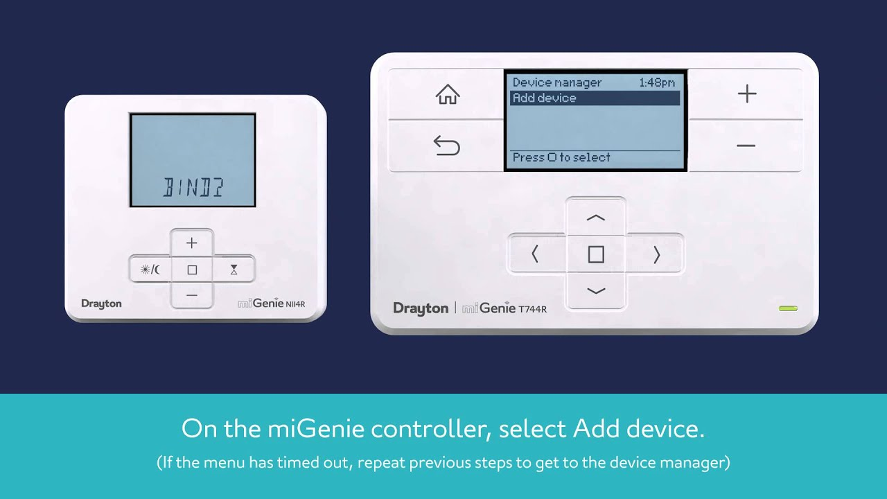 How To Replace The Migenie Thermostat