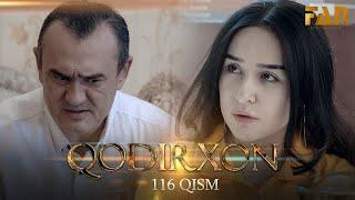 Qodirxon (milliy serial 116-qism)   Кодирхон (миллий сериал 116-кисм)