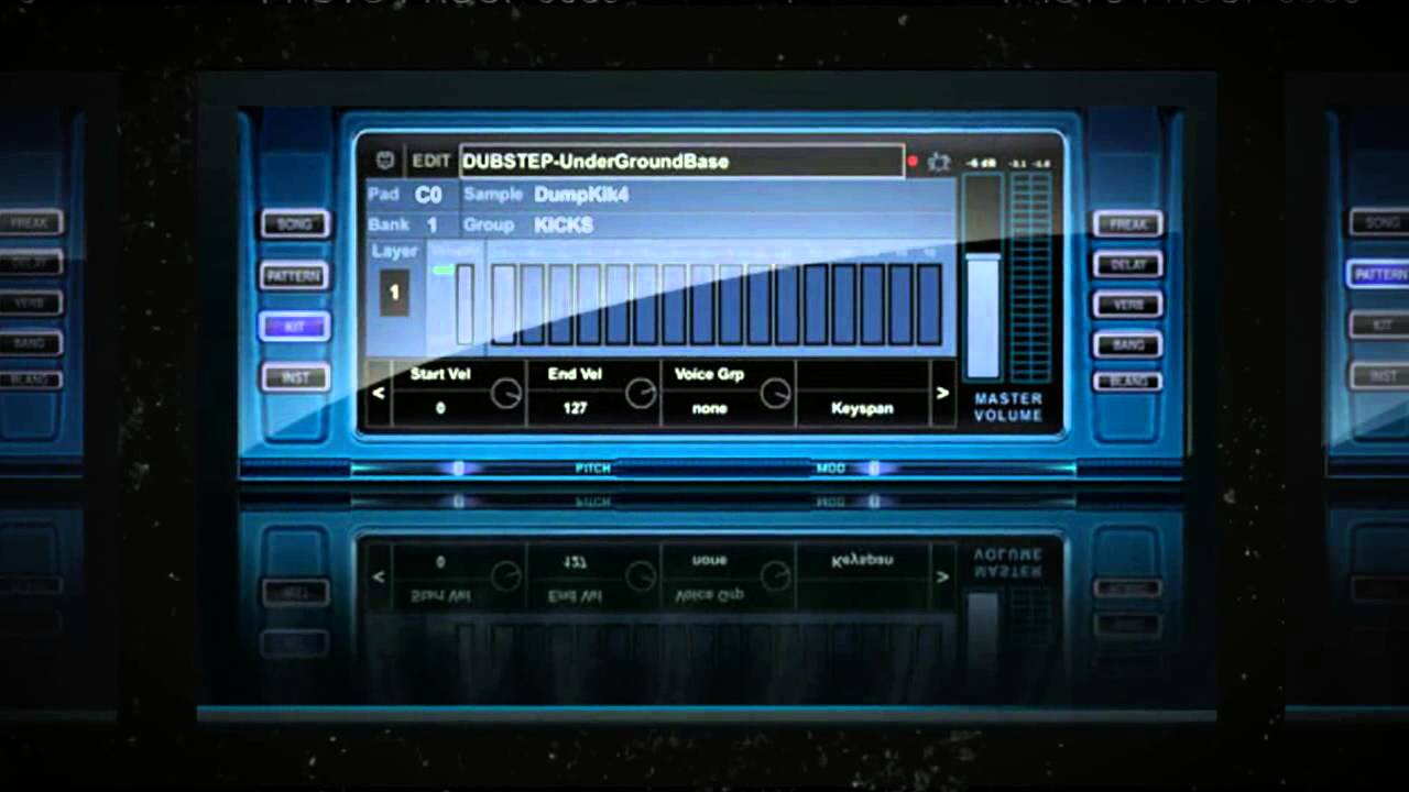 Btv solo best music studio software to design your own for Music studio design software