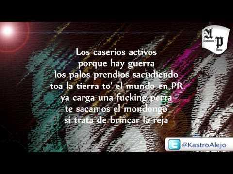 Karaoke  - Soldado Callejero- Ñengo Flow