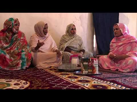 Western Sahara - Interview with members of the National Union of Sahrawi Women