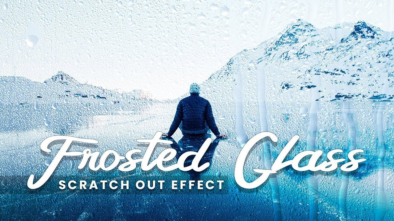 Frosted Glass Scratch Out Effect | Html CSS & wScratchPad Plugin