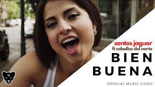 Santos Guzman - Bien Buena feat Pelon Music (Official Video)