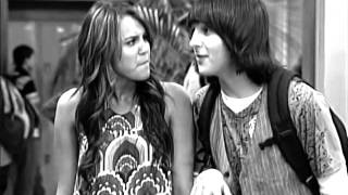 Hannah Montana and Oliver Oken | Miley Cyrus and Mitchel Musso| Love |Friends|