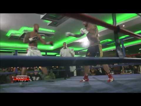 Ryan Mac vs Robbie Gain   BBU Welsh Light Heavyweight Championship   Who wants it most