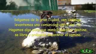 Zona Ganjah - Cerca del Río (+ Letra) [DESPERTAR 2012] HD