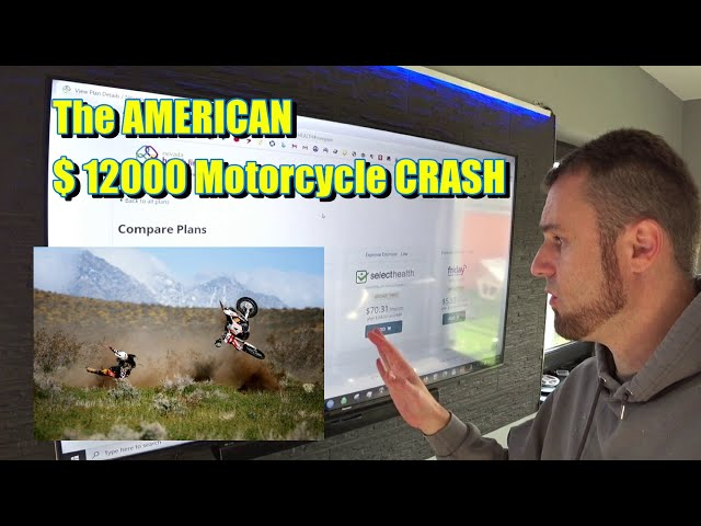 12000 Motorcycle Crash, How to buy and what is covered, Motorcycles & Medical Insurance