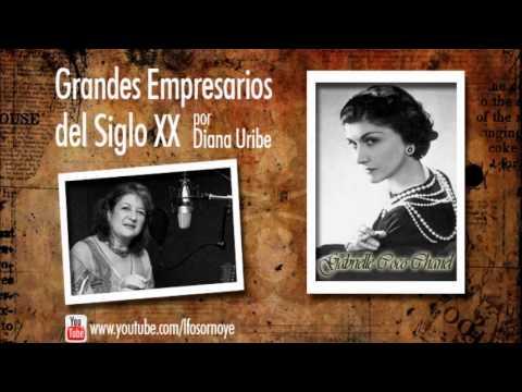 23. Gabrielle Coco Chanel (Grandes Empresarios del Siglo XX).