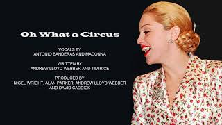 OH WHAT A CIRCUS (Instrumental)