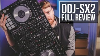 PIONEER DDJ SX2 REVIEW - (ALSO ROLL and SLICER EXPLAINED)