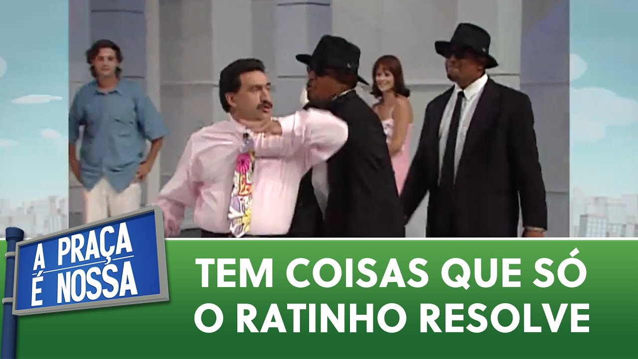 O Ratinho veio cobrar a dívida do cidadão | A Praça é Nossa (17/09/20)