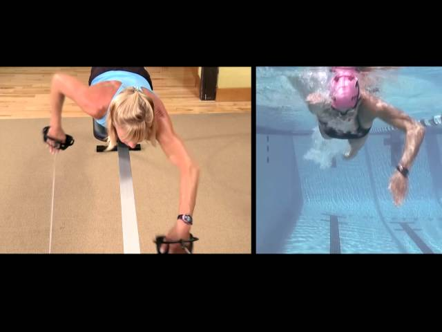 Triathlon Swim Training: Swim at home & save time