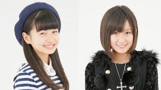 NOTTV「第2回AKB48グループドラフト会議」生中継120秒PR #20 松岡はな/水野愛理  / AKB48[公式]
