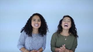 Abigail & Ruth Sonza Mission Trip 2017