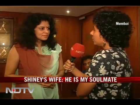 He's my soulmate, says Shiney's wife