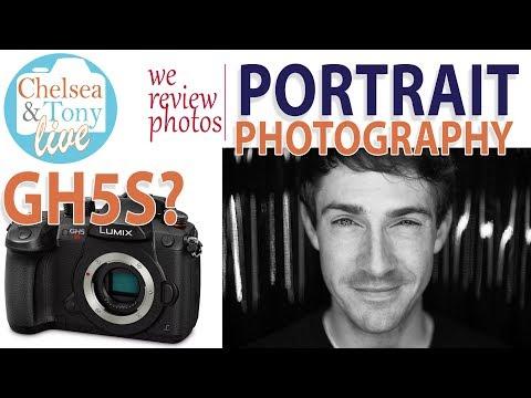 Portraits! New GH5S, Kodak's Cryptocurrency? (Chelsea & Tony LIVE) training