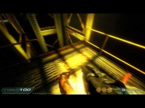 Doom 3: RoE Walkthrough Part 4 HD - Erebus - Level 4: Erebus Control